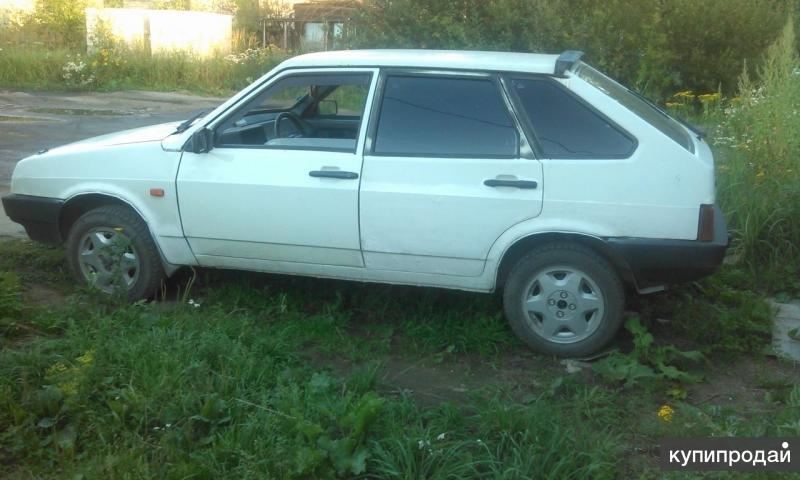 ВАЗ 2109, 1996