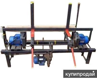 Станок для автоматической торцовки тарной доски