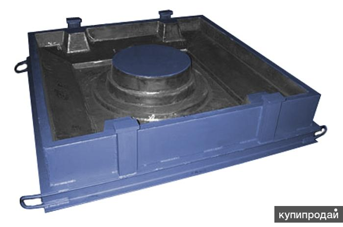 Продам форму для производства плиты опорной ОП-1К