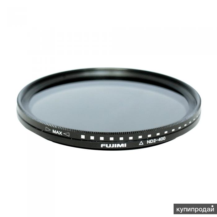 72 мм Vari-ND filter ND2-ND400 светофильтр с изменяемой плотностью