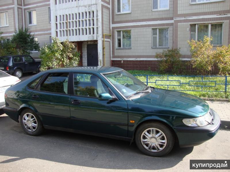 Saab 900, 1995