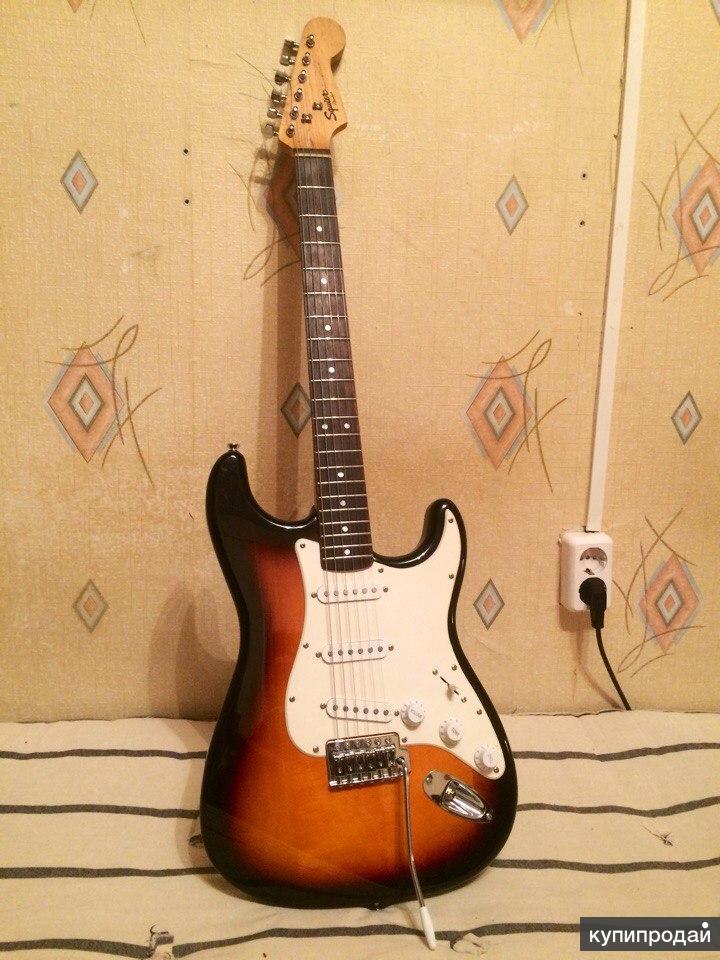 Электрогитара Fender Squier Bullet Stratocaster RW