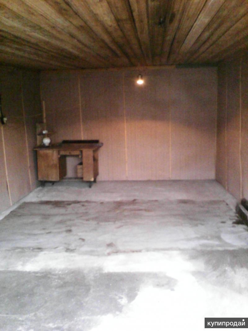 Сдам гараж на длительный срок.