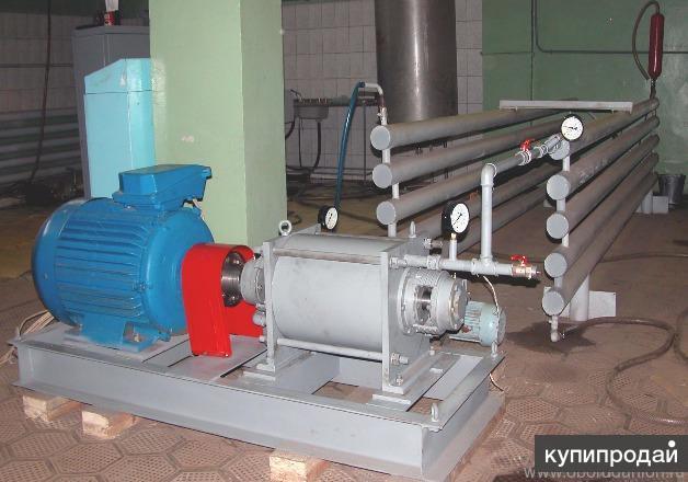 Теплогенератор для отопления и горячего водоснабжения зданий.