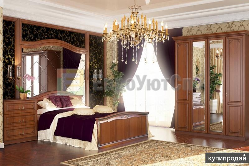 Модульная спальня Диметра