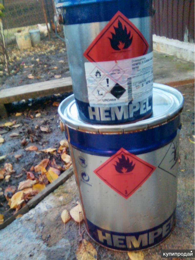 продам краску hempathane hs55610
