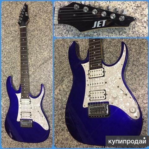 Электрогитара JET UAE 550