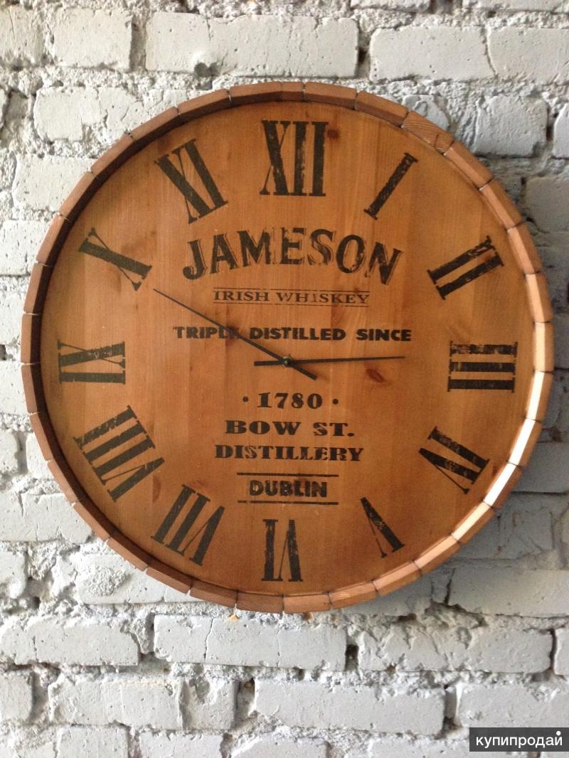 Продам настенные часы авторской работы 60 см