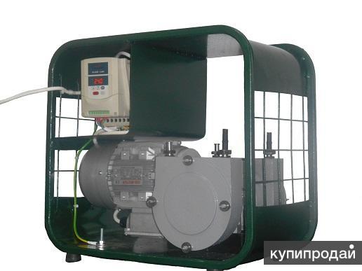 Пеногенератор Поток-12 для производства теплоизоляционного материала пеноизол (м