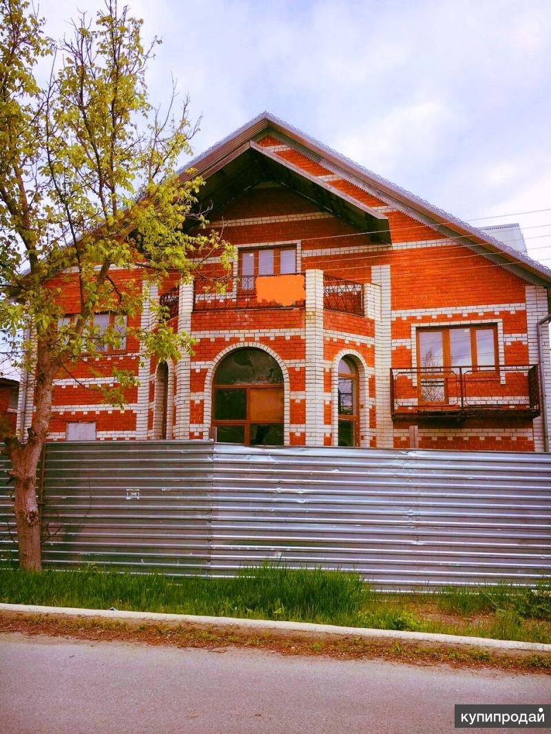 Дом 460 м2
