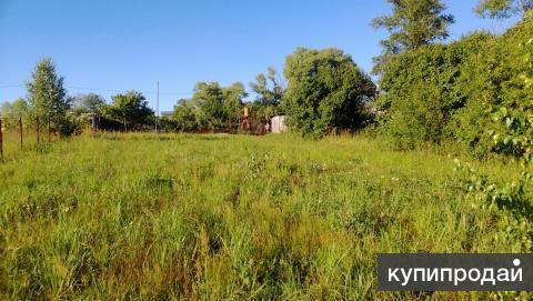 Шикарный земельный участок площадью 12 соток в д. Полбино Егорьевского района МО