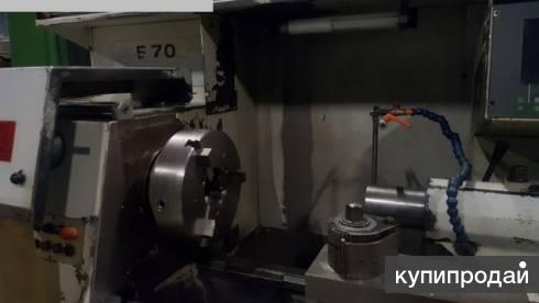 Поставляем Токарный прецизионный станок E70 x 3000