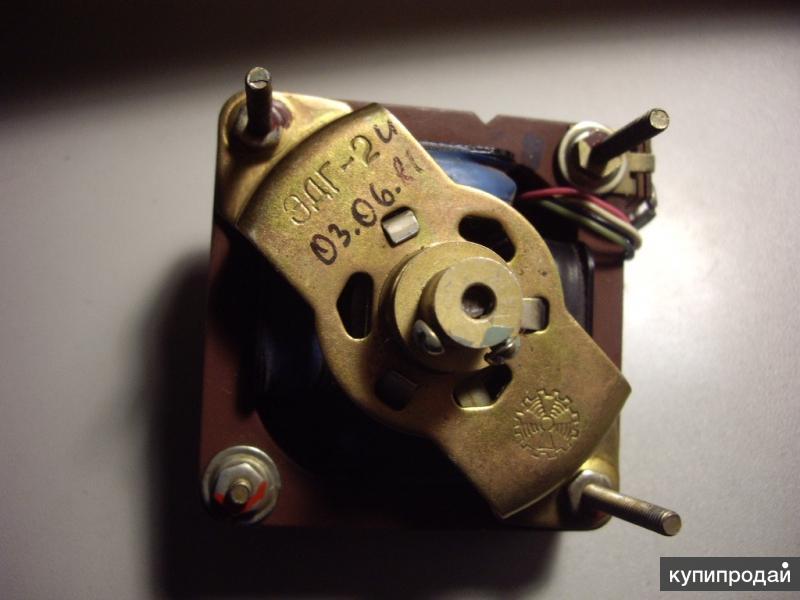 Электродвигатель эдг-2 и акд4-2