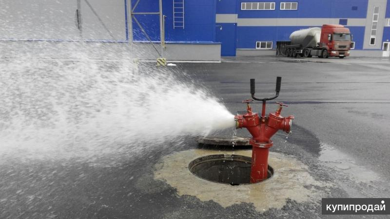 Пожарный гидрант Тюмень