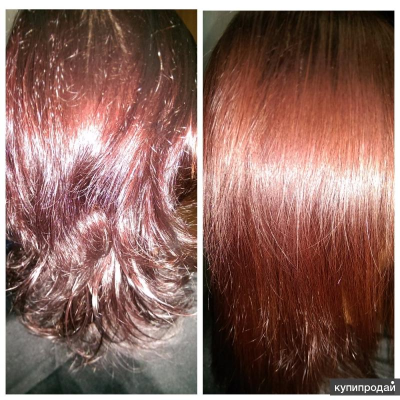 Кератиновое выпрямление волос сыктывкар