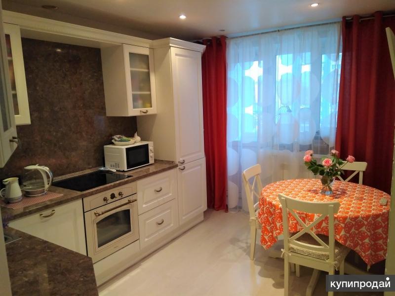 Однокомнатная квартира 43 м2 с дизайн.евроремонтом
