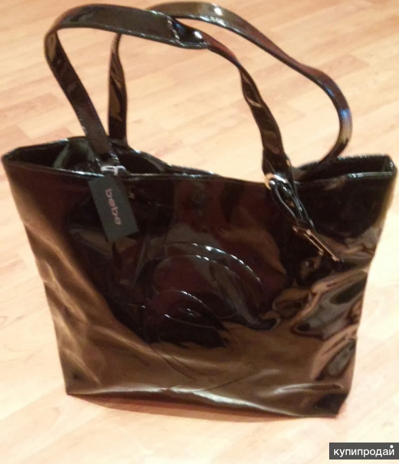 Новая сумка Bebe