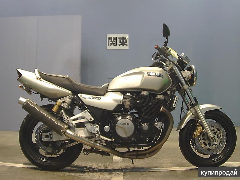 Мотоцикл дорожный Yamaha XJR 1200 без пробега РФ
