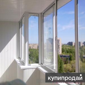 Необходимость застекления балкона пластиком - хорошие пласти.