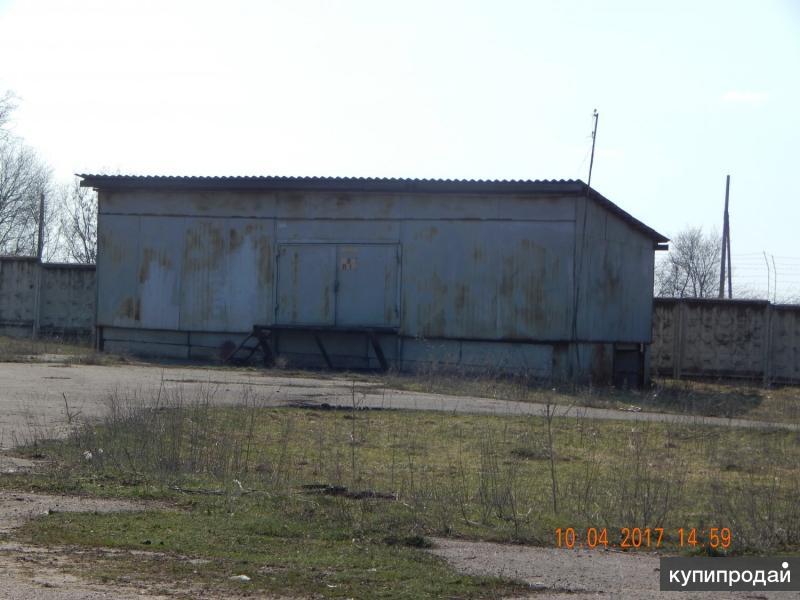 Продаётся бывшая нефтебаза компании Роснефть