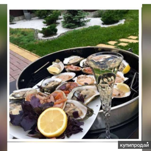 Сахалинские, свежайшие морепродукты. Присшлем в течении суток.