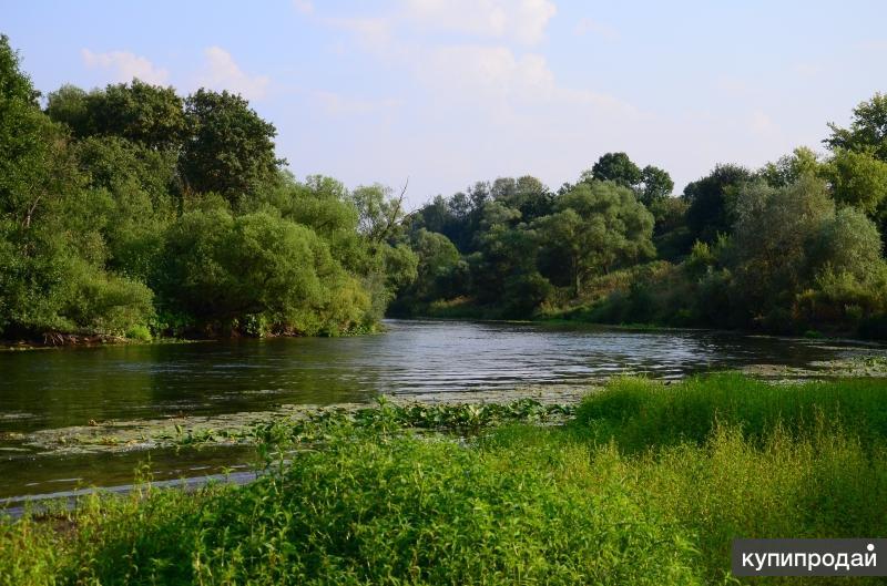 Продаётся земельный участок 15 соток на берегу реки Воронеж