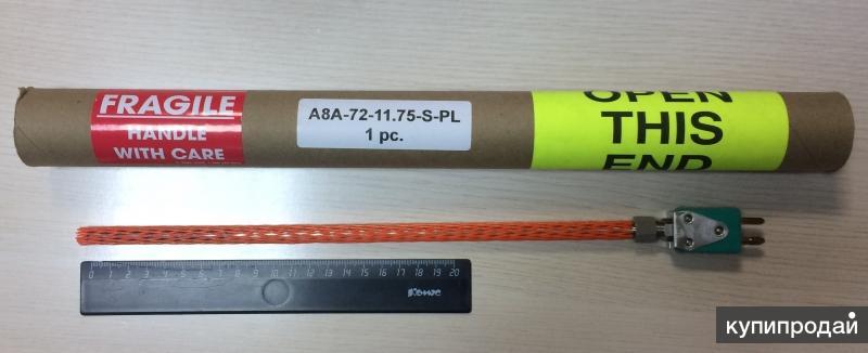 """Термопары типа """"S"""" Nanmac A8A-72-11.75-S-PL+12"""