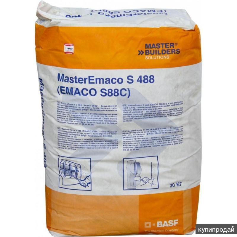 emaco s88c (masteremaco s 488)