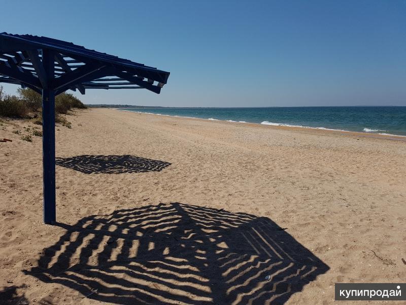 Продам СВОИ два смежных земельных участка на берегу моря