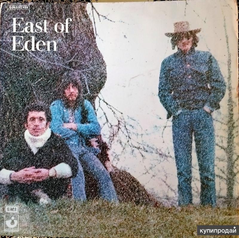 "East of Eden ""East of Eden"" К востоку от рая LP"