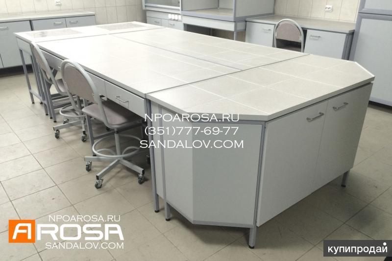 Лаборатории под ключ Ароса, Челябинск