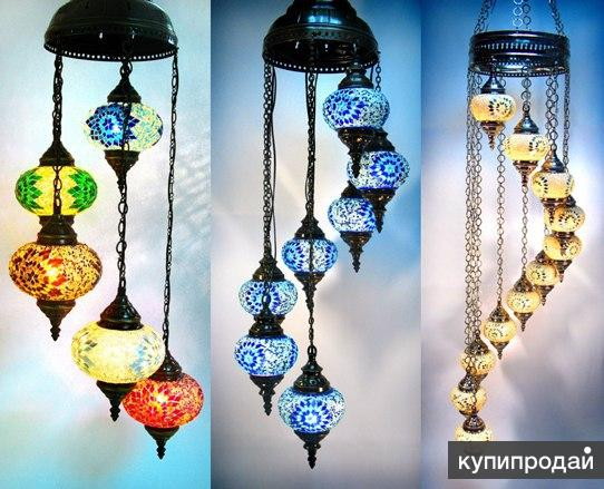 Лампы Востока