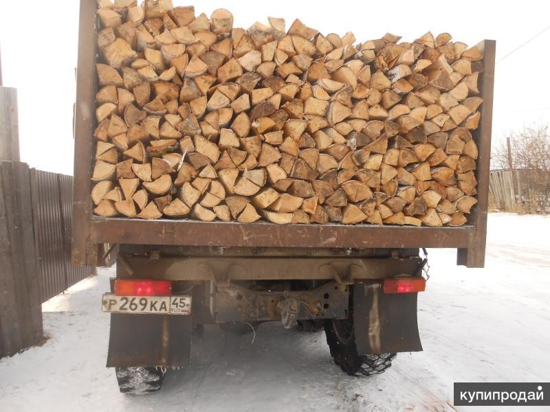 Продам дрова 5 категорий ав зил 131