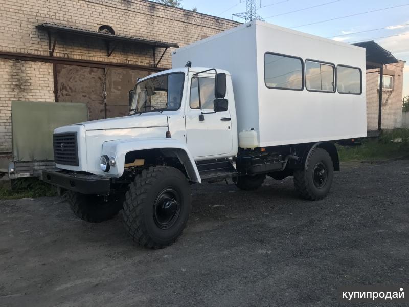 Автомобиль Вахтовый автобус на 20 мест на шасси ГАЗ 33088 Садко