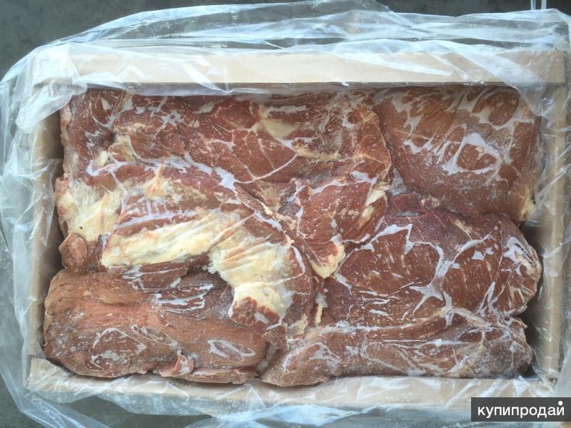 Мясо говядины б/к, задняя часть