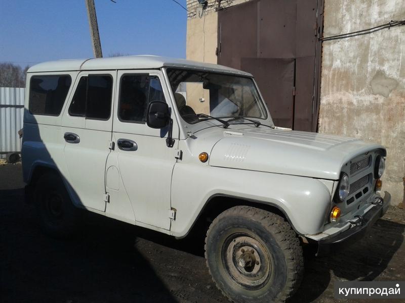 УАЗ 31519, 1999