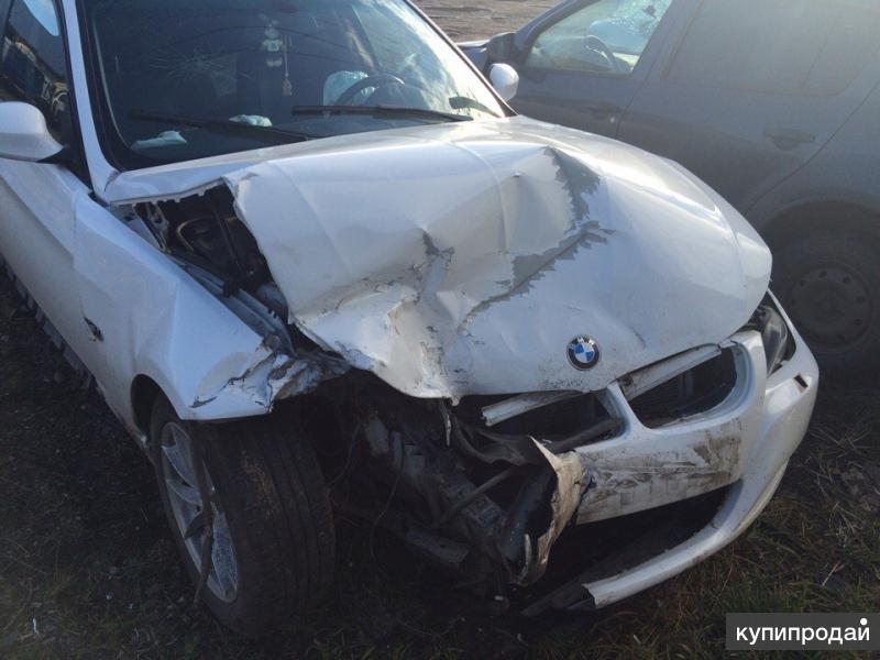 BMW 3er, 2008