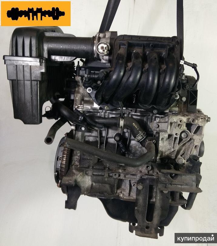 Двигатель Citroen C3(Peugeot) - KFV, KFU, KFW, KFX