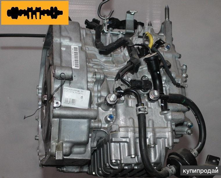 АКПП Honda Jazz (Fit)