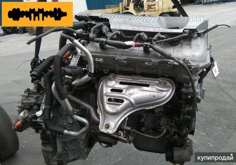 Двигатель Toyota Prius - 2ZR-FXE
