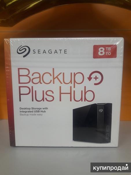 НОВЫЙ внешний Жесткий диск Seagate STEL8000200