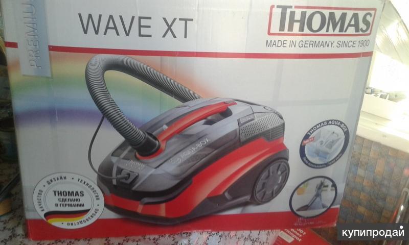 Срочно продам Моющий пылесос премиум класса THOMAS WAVE XT AQUA-BOX  НОВЫЙ! 18 Т