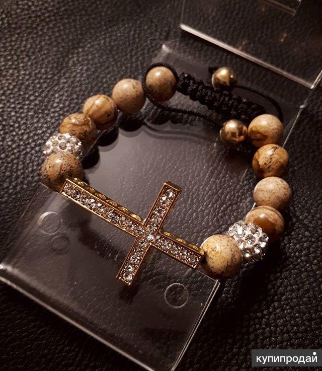 Браслет с крестом Amy Cross R1