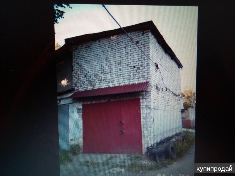 Продам гараж в ГСК Перекопский-4