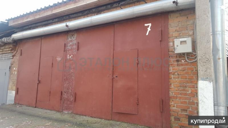Продам гараж, пр-д Пионергорский