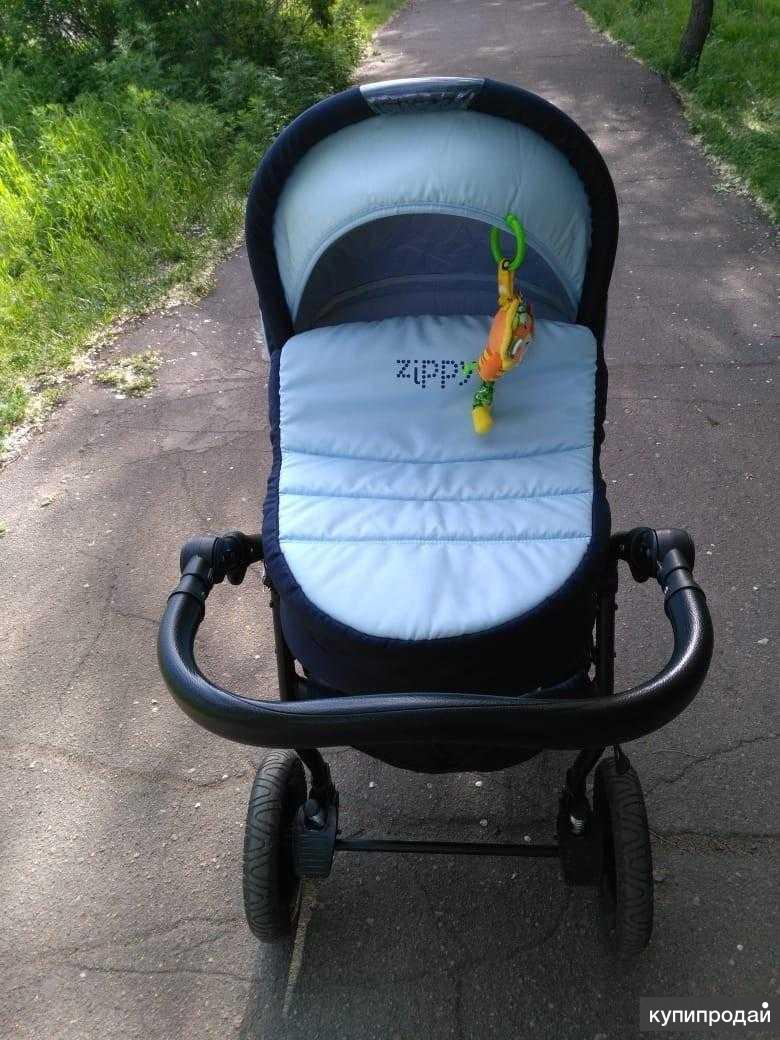 Детская коляска. Почти новая