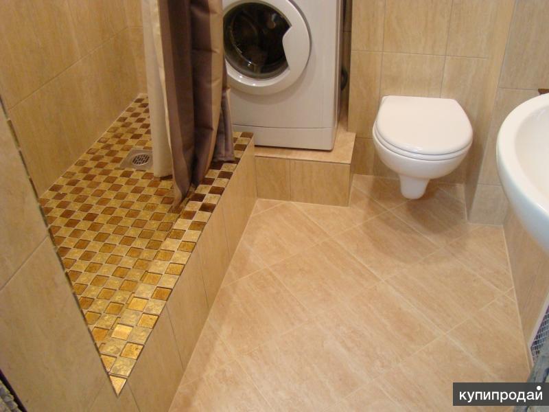 Ремонт делается без посредников,ванной комнаты и санузла, Стройматериалы.
