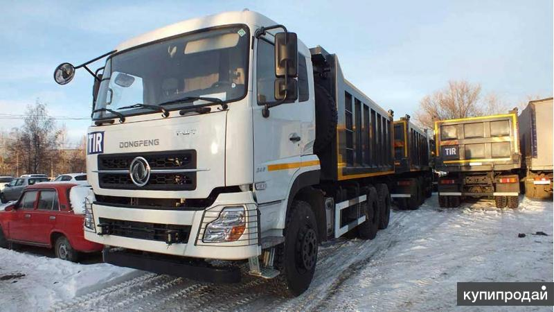 Самосвал DONGFENG DFH3330A80