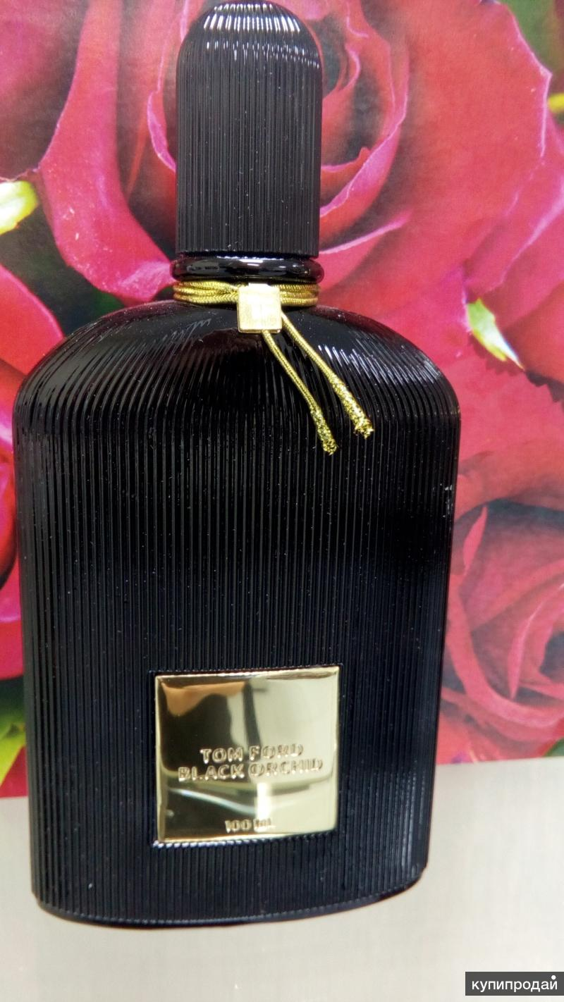Tom Ford Black Orchid Тестер  женский