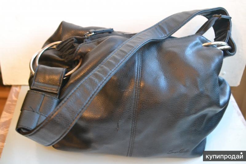 Женская сумочка. Черного цвета.